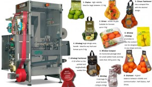 GirBagger: 10 Packaging Styles With One Machine