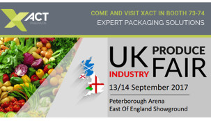 Visit Xact at UK Produce Industry Fair 2017