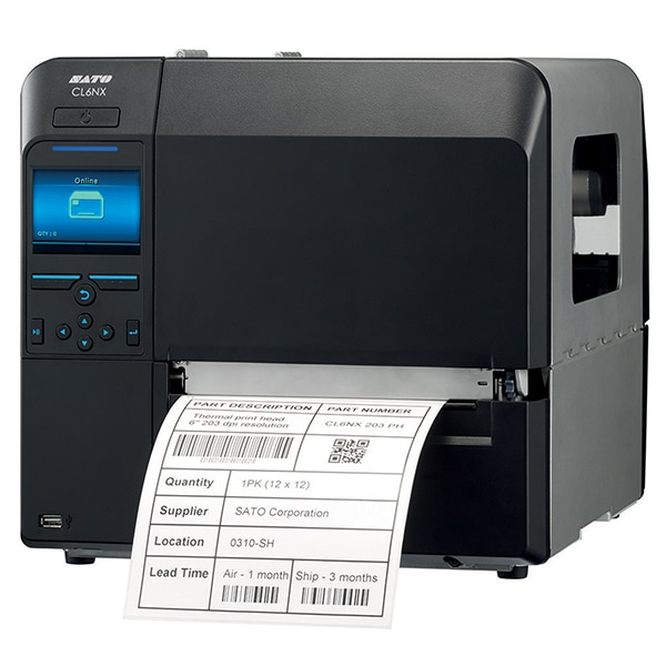 CL6NX Industrial Printer